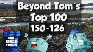 Beyond Tom's 100 - #150-126