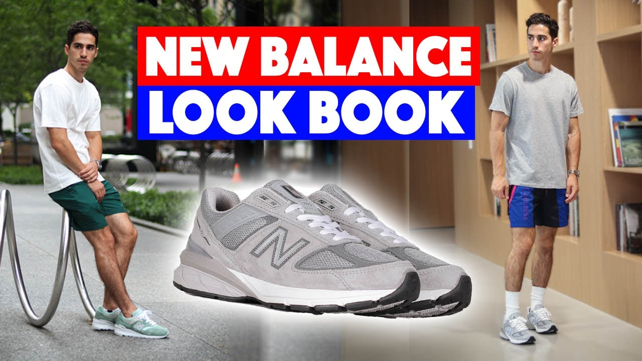 How to Style: New Balance Sneakers (990