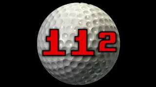 Golfball timer 5 minutes with old game music