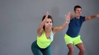 Кардио тренировка дома от FitFlex