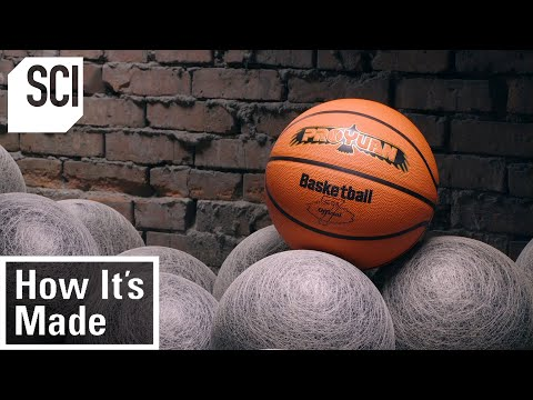 How It's Made: Rubber Balls