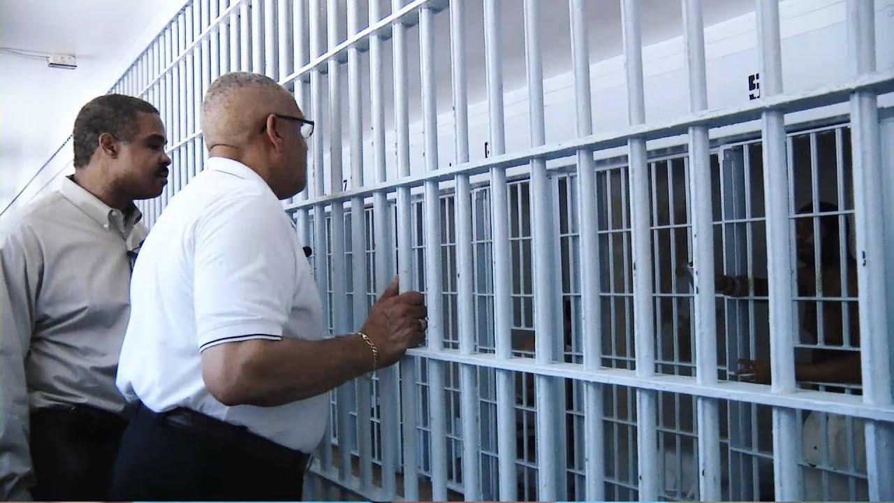 VSU President Miller Visits Richmond City Jail