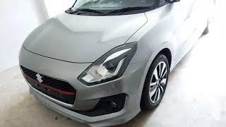 2017 Suzuki Swift RS Turbo. DBA-ZC13S Made in Japan. 110 Bhp 150 Nm...