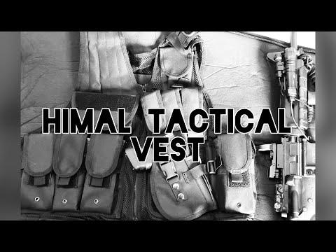 UTG 547/Himal Tactical Vest Review
