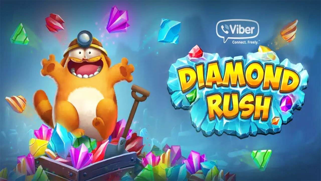 Viber: Diamond rush for Android - Download APK free