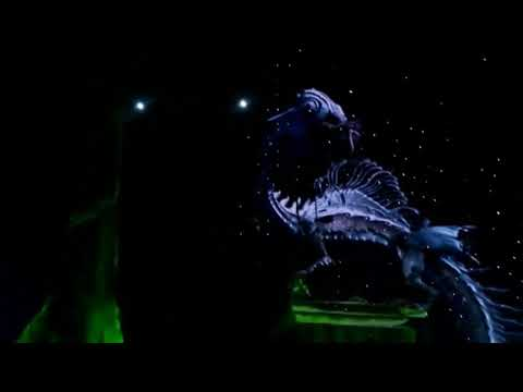 AMAZING Hologram show  Dragon's Treasure Show at the City of Dreams Part 4