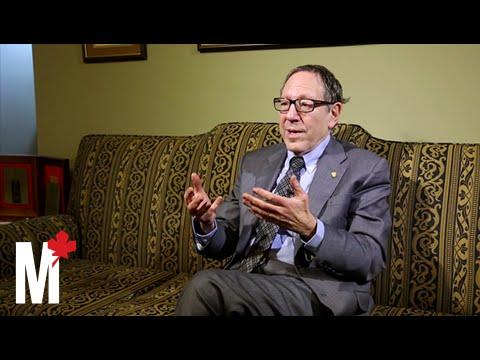 Maclean's - 2014 Parliamentarian of the year Irwin Cotler