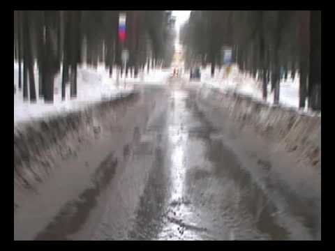 Дороги в ЗАТО Озерный Тверской области