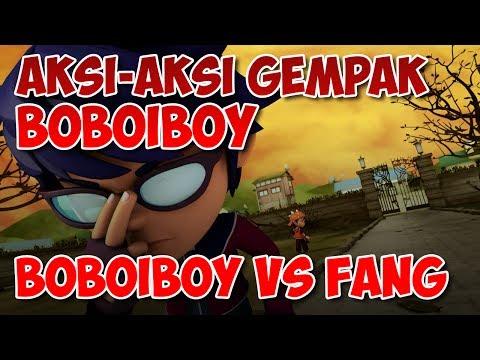 BoBoiBoy vs Fang I