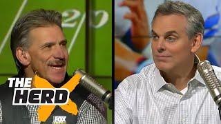 Dave Wannstedt: I don't see Jon Gruden going to the Rams | THE HERD