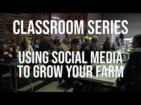 Using Social Media to Grow Your Farm