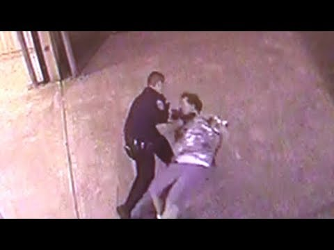 Former Eugene police officer throws down, punches handcuffed DUII suspect