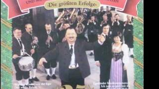 """Ernst Mosch """" Mondschein an der Eger """" , Gesang; Barbara Rosen und Ernst Mosch"""