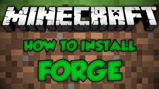 How to install Mods and Forge in Minecraft (1.8.9) Windows 10