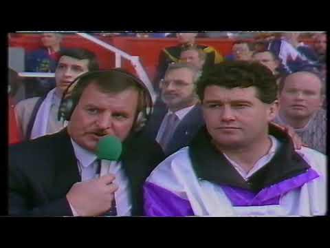 1991 Premiership Final..Hull V Widnes