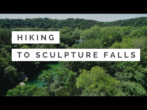 [GUIDE] Hiking to Sculpture Falls from the Barton Creek Greenbelt 360 Access