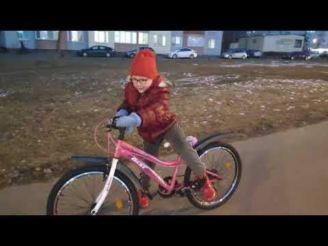 Подростковый велосипед 24 дюйма