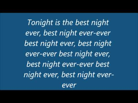 Jeffree Star - Best Night Ever [Lyrics]