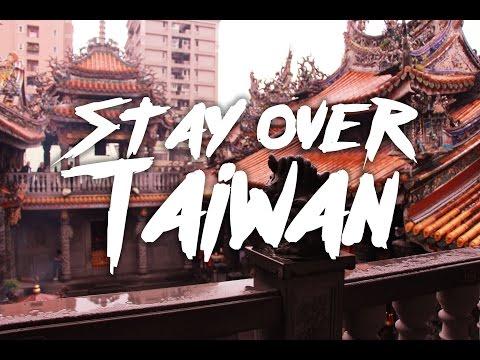 17 Hours in TAIWAN, TAIPEI - GoPro Hero 5 - Canon 700D | Len