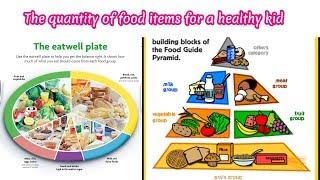 குழந்தைக்கு என்னென்ன உணவு பொருட்கள் எவ்வளவு சேர்க்க வேண்டும்/Why no sugar and salt?/1+yrs baby foods