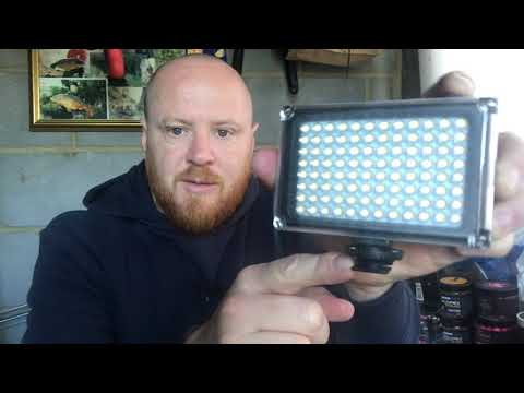 Quick Review On The Rhino Snap And Rhino Beam- Great For Carp Fishing Night Photography