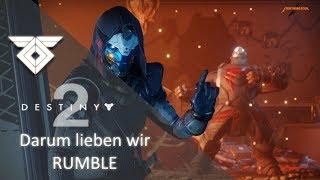 WARMIND - WARUM RUMBLE DER GEILSTE MODUS IST! ❤️❤️❤️   Deutsch   HD