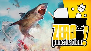 Maneater (Zero Punctuation) (Video Game Video Review)