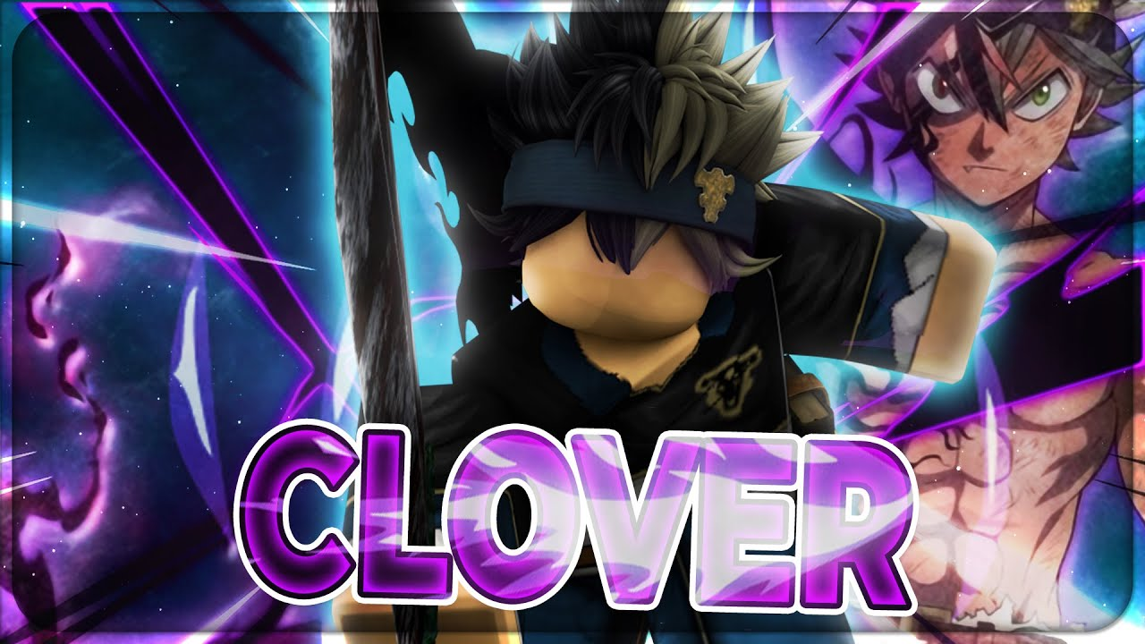 THIS IS THE BEST BLACK CLOVER GAME | Clover