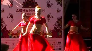 Bombay Dance at Days of India in Moscow