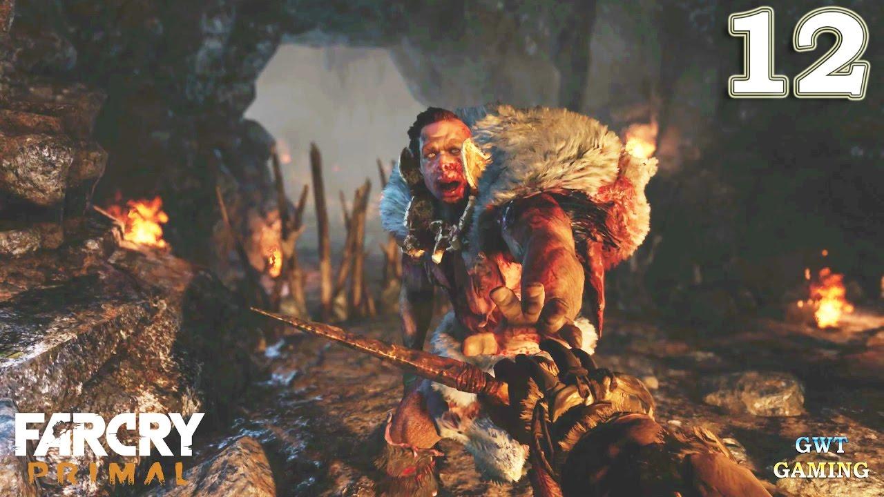 Far Cry Primal Gameplay Walkthrough Part 12 No Commentary Udam Homeland Ull Boss Fight Youtube