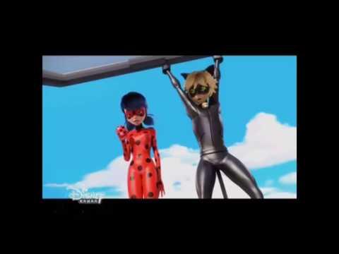 Пони Клип на песню Родной Париж.Песня Леди Баг и Супер кот!