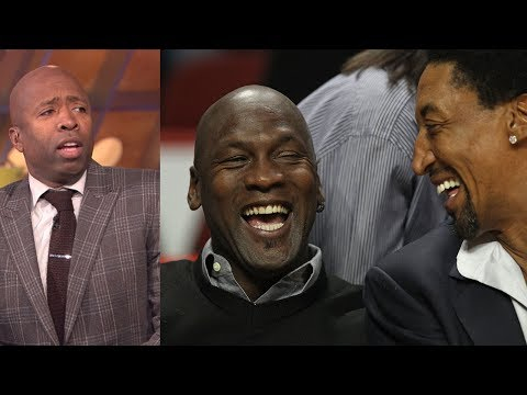 Kenny Smith Says Michael Jordan Couldn't Save the Bulls from the '94 Rockets