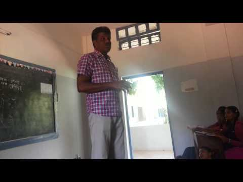 SANKALAPAM SSC SOCIAL WORLD WAR - 1 TEACHING BY CHITTOOR DEO SAMUYEALU GARU AT TIRUPATI