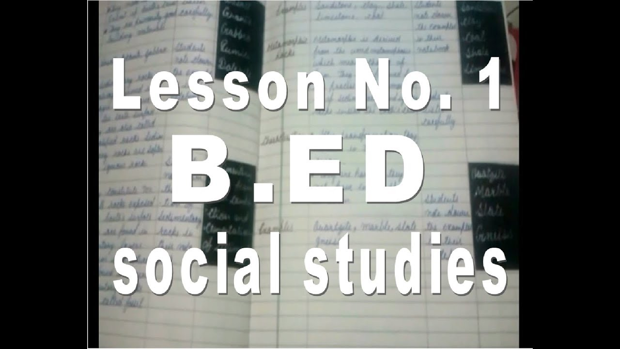 B ed lesson plan of SST   b ed lesson plan in social science     B ed lesson plan of SST   b ed lesson plan in social science    social  studies lesson plans