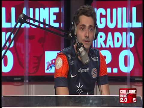 Guillaume Radio 2.0 Sur NRJ En Direct De Montpellier