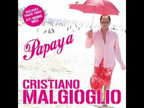 Cristiano Malgioglio - Gelato al cioccolato (versione spagnola).wmv