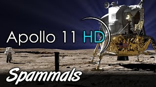 Apollo 11 HD VR | Part 2 | The Eagle Has Landed (HTC Vive VR)