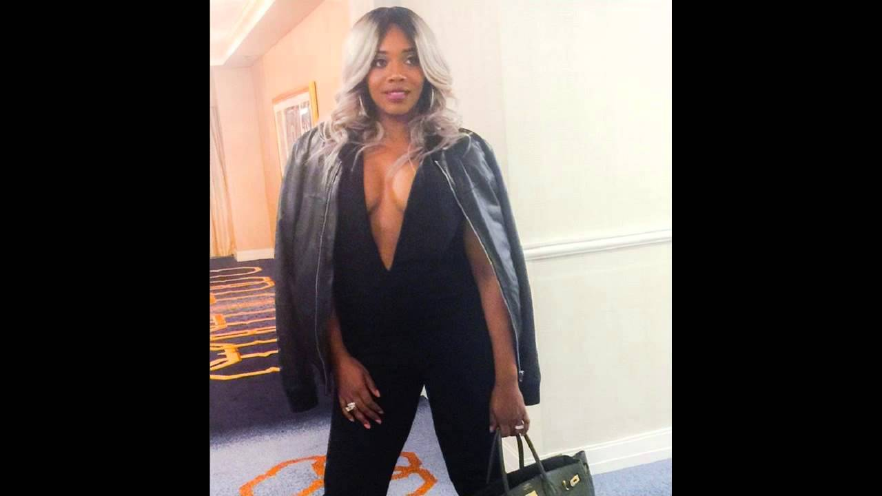 #Yandy Smith new hair style and color for 2016! Storm from ...