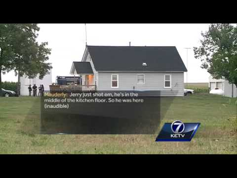 Iowa 911 call: 'Jerry just shot him'