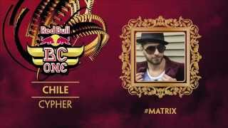 RED BULL BC ONE CYPHER CHILE 2015 COMPLETO