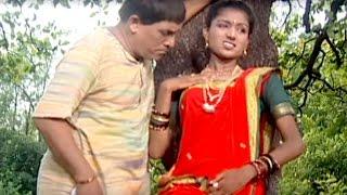 Kay Ga Sakhu Songadya   काई ग सकू सोंगाड्या   Dadacha Danaka   Marathi HD Song