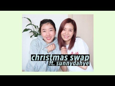 ❤️ Christmas Gift Exchange ft. Sunnydahye 💚