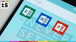 App-Test: Microsoft Word, Excel und PowerPoint für Android | TechStage