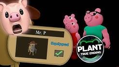 HOW TO GET PIGGY CHAPTER 12 TRUE ENDING + UNLOCK MR P SKIN! | Roblox