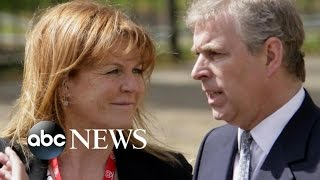 Fergie Defends Prince Andrew after Teen Sex Allegations
