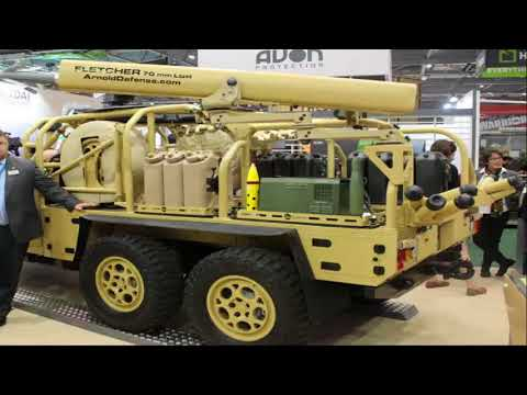 US Develop Ground Base Hydra Rocket 2.75 Inch For Ground Support Role