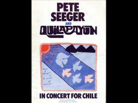 Quilapayun & Pete Seeger - 1978 - En Vivo en Londres