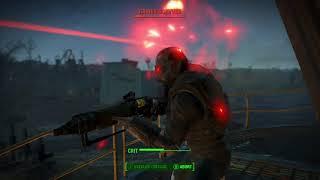 Fallout 4 Survival - Wallrunning, Legendaries, HAND TO HAND COMBAT