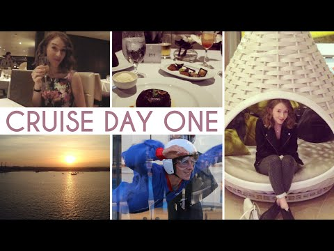 Weekend Away with Doug • Cruise Vlogs {Day 1}