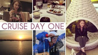 Weekend Away with Doug • Cruise Vlogs {Day 1} Thumbnail